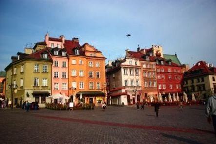 Варшава: прогулки по старине