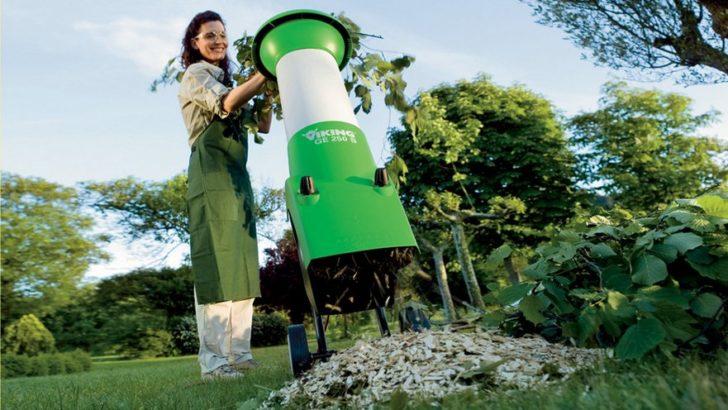 Садовый измельчитель: как выбрать?