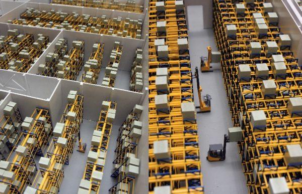 Складская техника – как работает склад