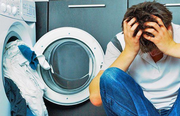 Что делать, если сломалась стиральная машина?
