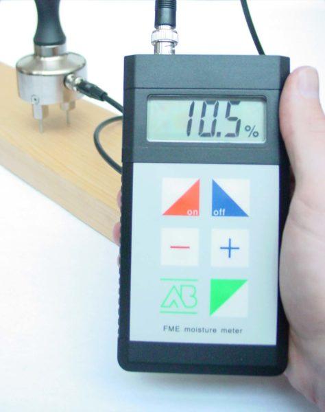 Как измерить влажность материалов