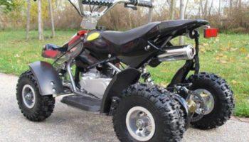 Квадроцикл COMMAN ATV 125 XT-N детский/подростковый