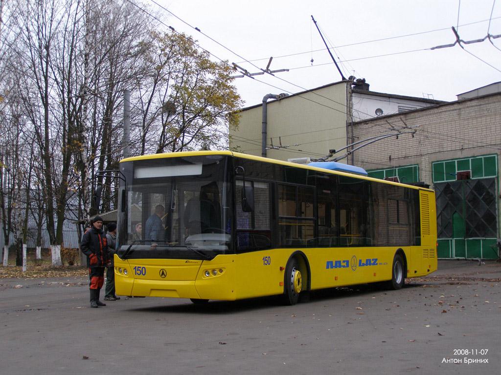 Фото: Троллейбус ЛАЗ Е 101Фото: Тролейбус ЛАЗ Е 101