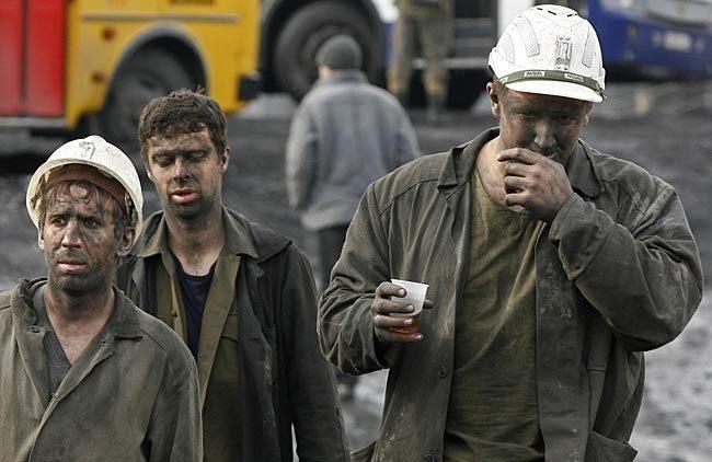 Макеевские шахтеры за сутки добыли рекордное количество угляМакіївські шахтарі за добу видобули рекордну кількість вугілля