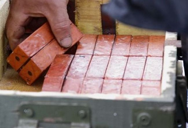 Украина за 10 месяцев экспортировала в страны дальнего зарубежья 195 тонн взрывчаткиУкраїна за десять місяців експортувала до дальнього зарубіжжя 195 тонн вибухівки