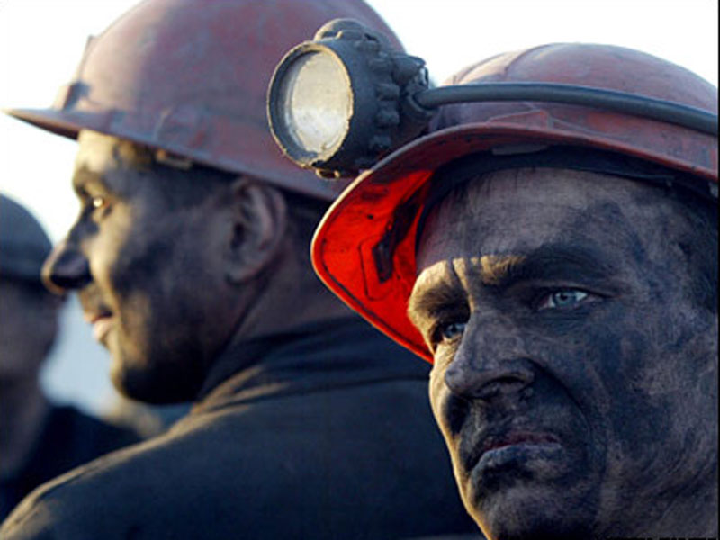 Украинские шахтеры в ноябре добыли более 2 млн тонн коксующегося угля