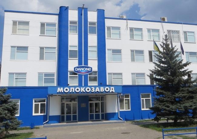 «Данон Украина» перенесет производственные мощности из Киева