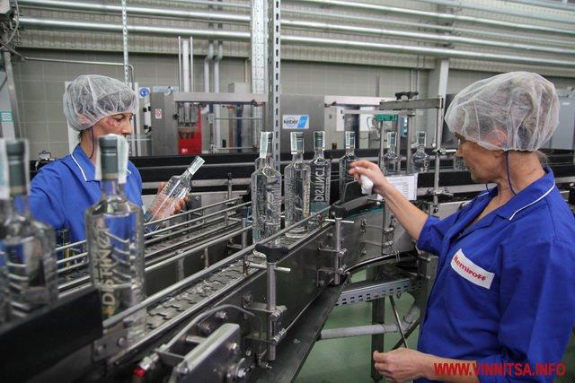 Завод Nemiroff в Винницкой области запустят через месяцЗавод Nemiroff у Вінницькій області запустять через місяць