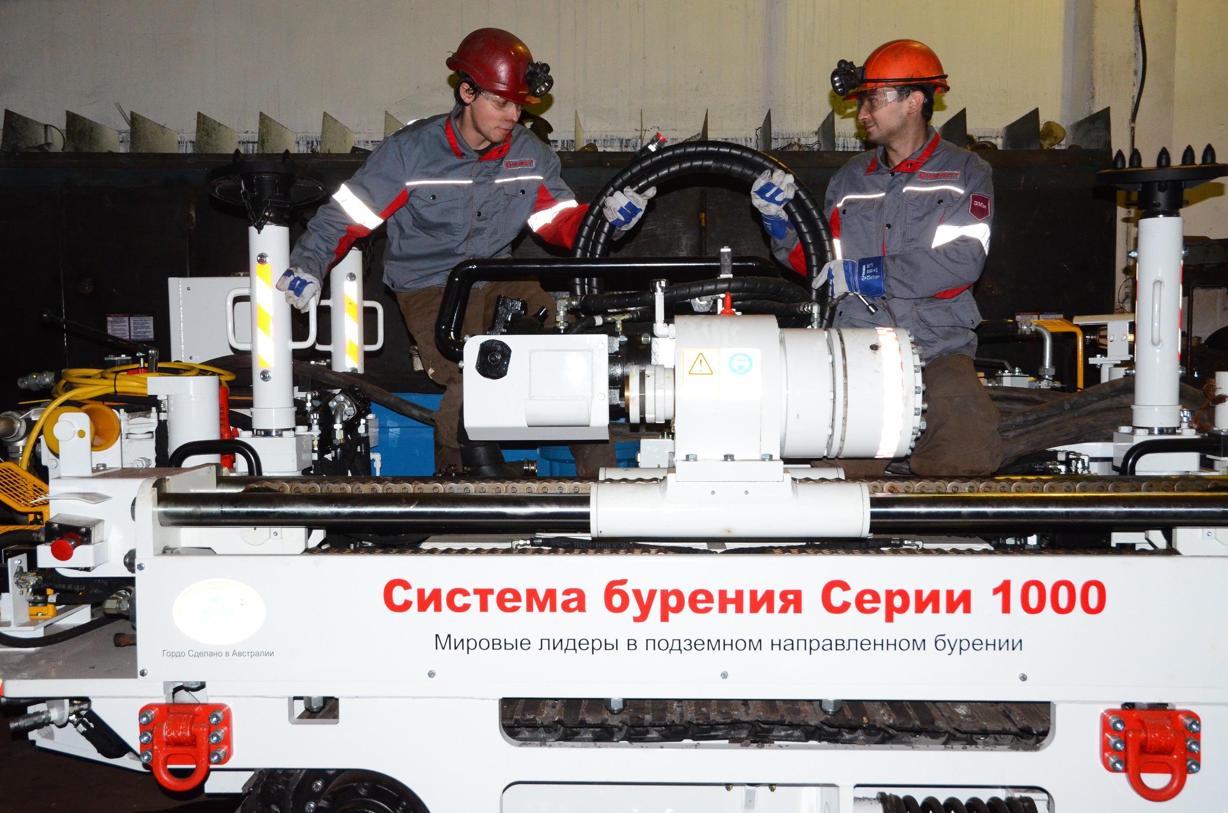 «Краснодонуголь» впервые в Украине используют станок Valley Longwall International