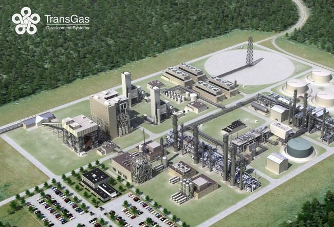 Американская TransGas планирует строительство 3 заводов по производству моторных топлив из угляАмериканська TransGas планує будівництво 3 заводів з виробництва моторних палив з вугілля