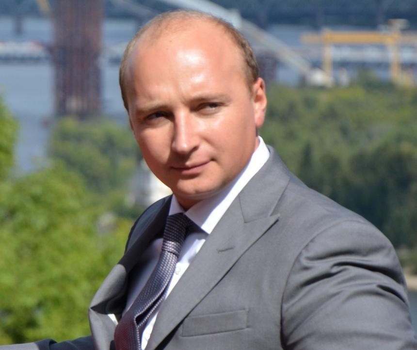 """Віталій Василик, арбітражний керуючий, ліквідатор ТОВ """"Овертайм"""""""