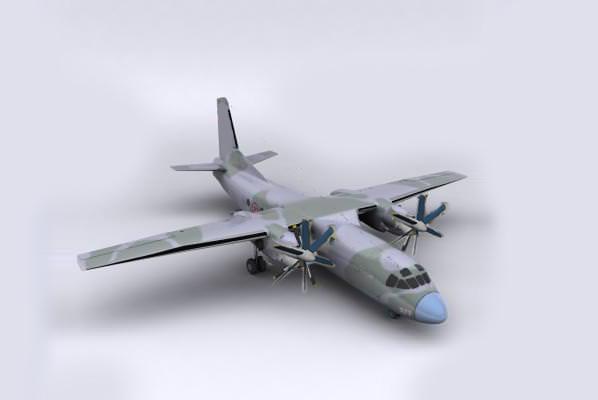 «Мотор Сич» подготовила вариант модернизации военно-транспортного самолета Ан-26МСБ