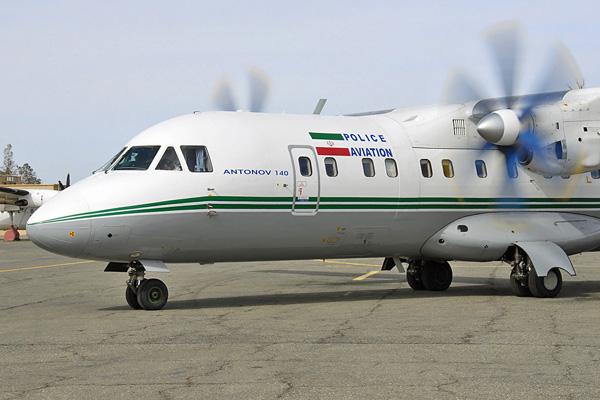 Иран приостановил производство самолетов Ан-140