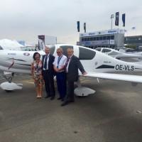 Украина будет поставлять двигатели для австрийских самолетов