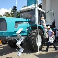 Харьковский тракторный завод  презентовал новый трактор