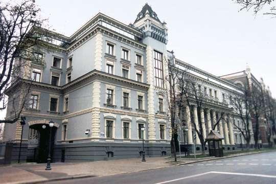 НБУ вернул себе 3,3 млн. грн. за незаконченный ремонт