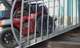 Новочеркасск сделают доступным для инвалидов-колясочников