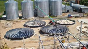 Турецкая компания инвестировала 2 млн грн в биогазовый завод во Львовской области