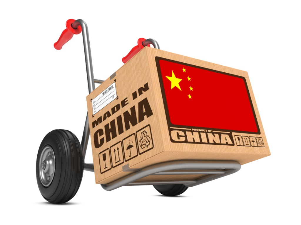 заказать товар из Китая