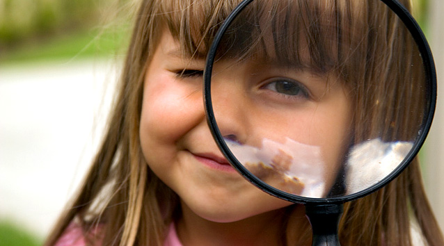 как сохранить малышу зрение