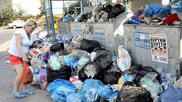 Французы могут построить мусороперерабатывающий завод во Львове