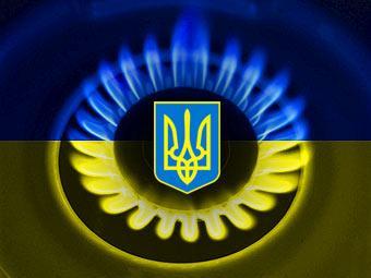 Запасы газа в ПХГ Украины