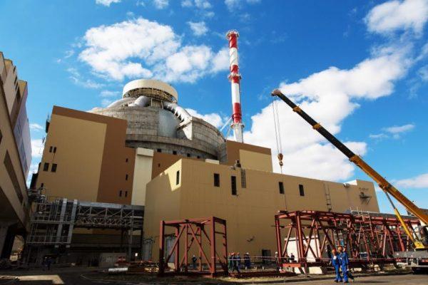 Энергоблок поколения «3+» сдан в промышленную эксплуатацию на НВАЭС-2