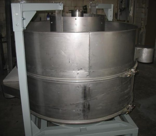 вибросита для фильтрации оборотной воды