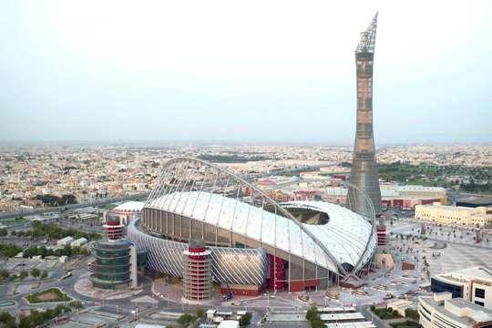 Первый стадион к ЧМ-2022 готов