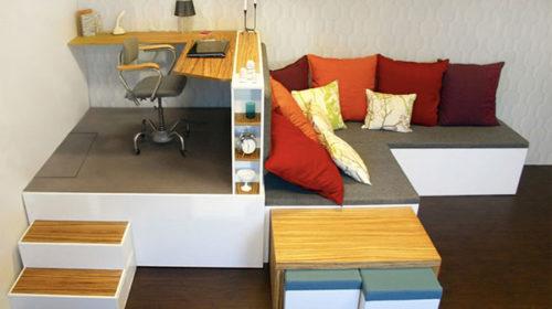 мебель на заказ для малогабаритных квартир