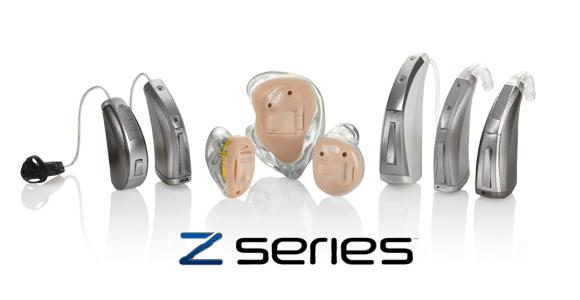 Американские слуховые аппараты Starkey Z Series