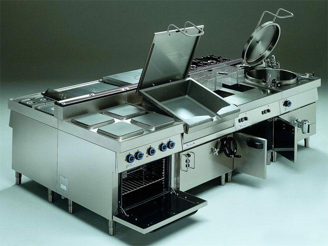 Пищевое оборудование для предприятий