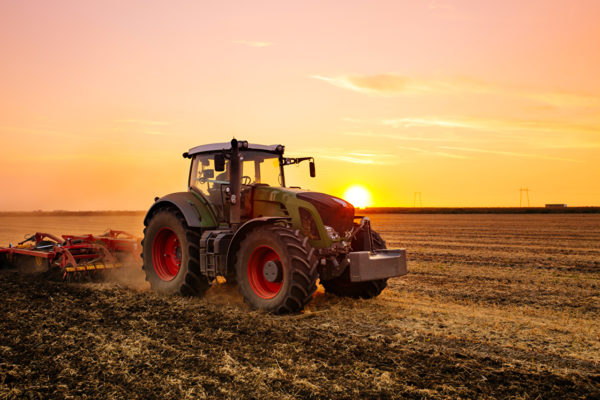 Редукторы в сельском хозяйстве
