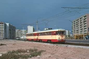 Трамвайную линию отремонтируют впервые за 30 лет