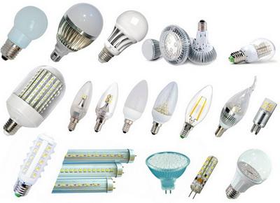 Светодиодные лампы: устройство, принцип действия и сферы применения
