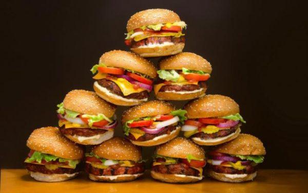 заказать гамбургеры Киев