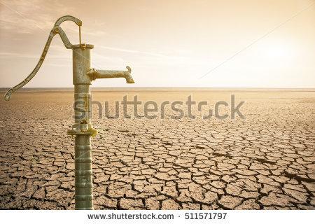 Дефицит воды и борьба с пустынями