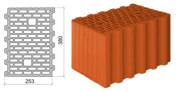 Какой керамический блок выбрать для строительства дома?