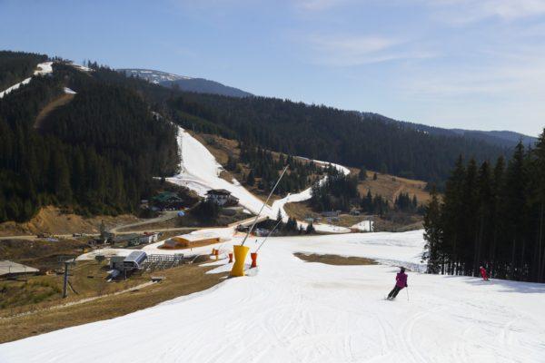 Весенние лыжные катания и другие прелести Карпат