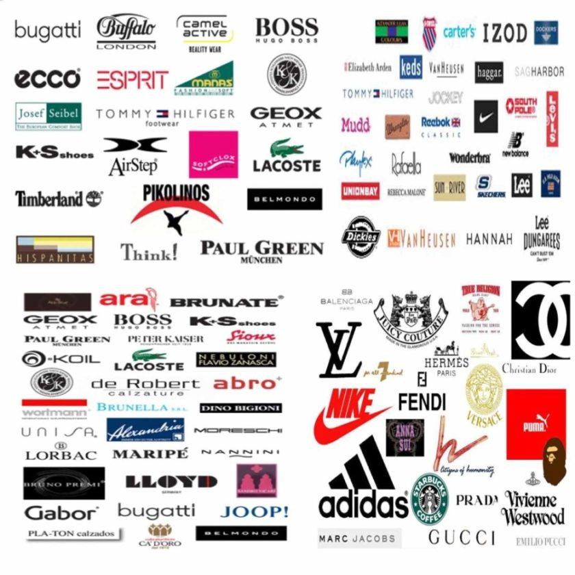 обувные бренды