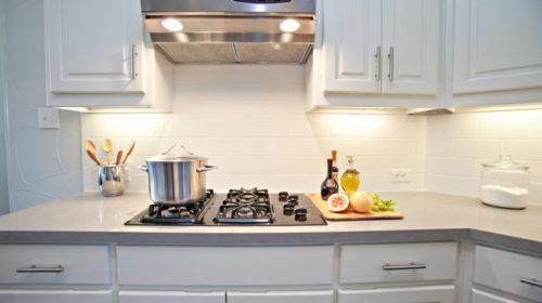 встраиваемая вытяжка на кухню
