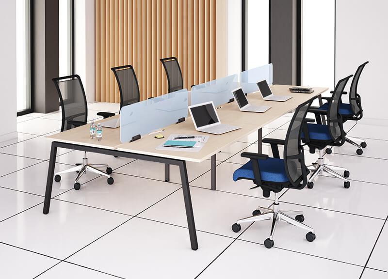 Современный дизайн офисной мебели