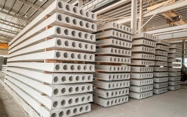 Плиты перекрытия из бетона: разновидности, достоинства и недостатки