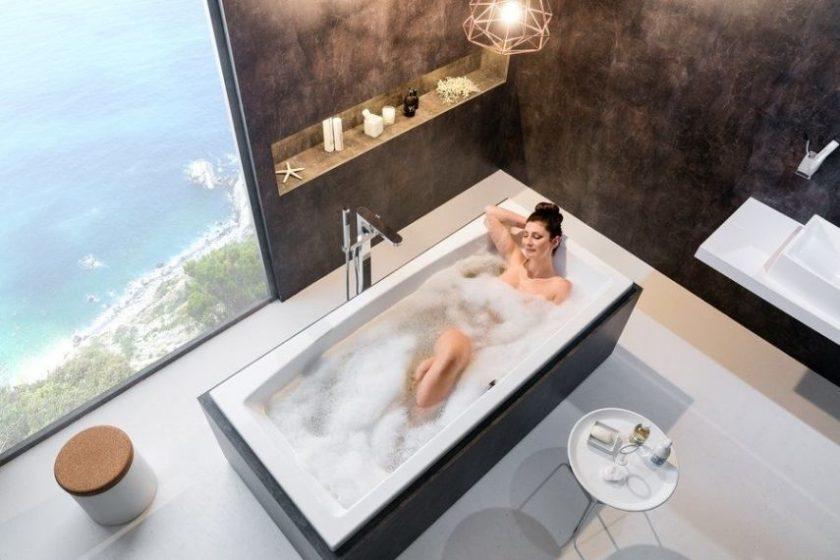 ванна вид сверху