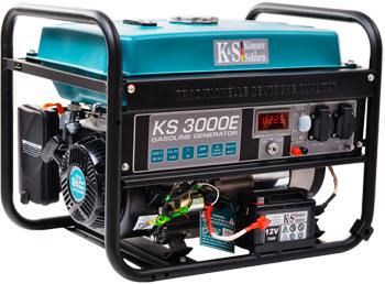 KonnerSohnen-KS3000E бензогенератор