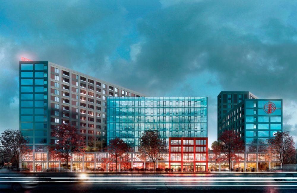 ЖК SAN FRANCISCO Creative House — комфортное жилье в американском стиле