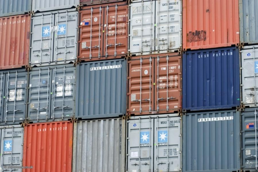 Современные контейнеры для грузоперевозок