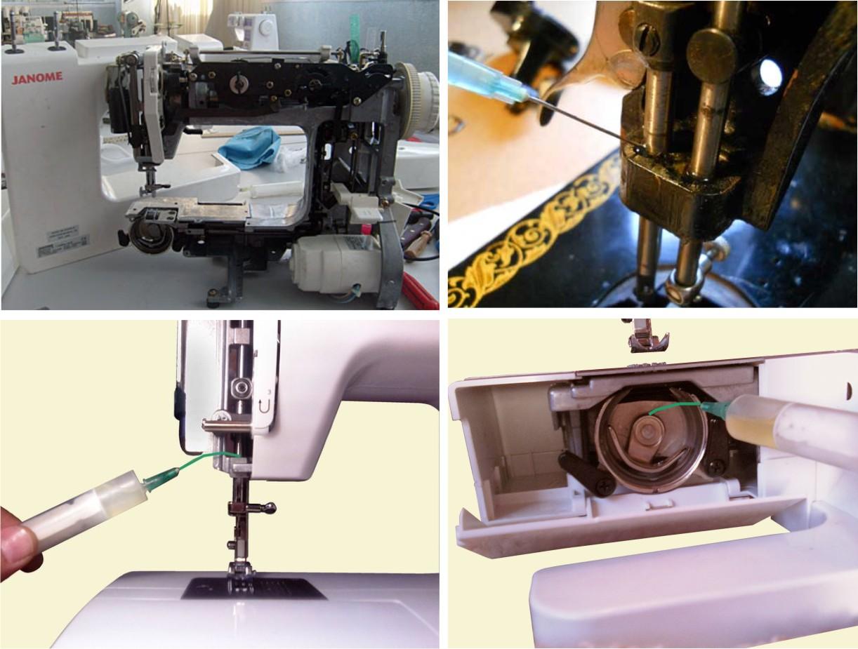 Выбор бытовой швейной машины