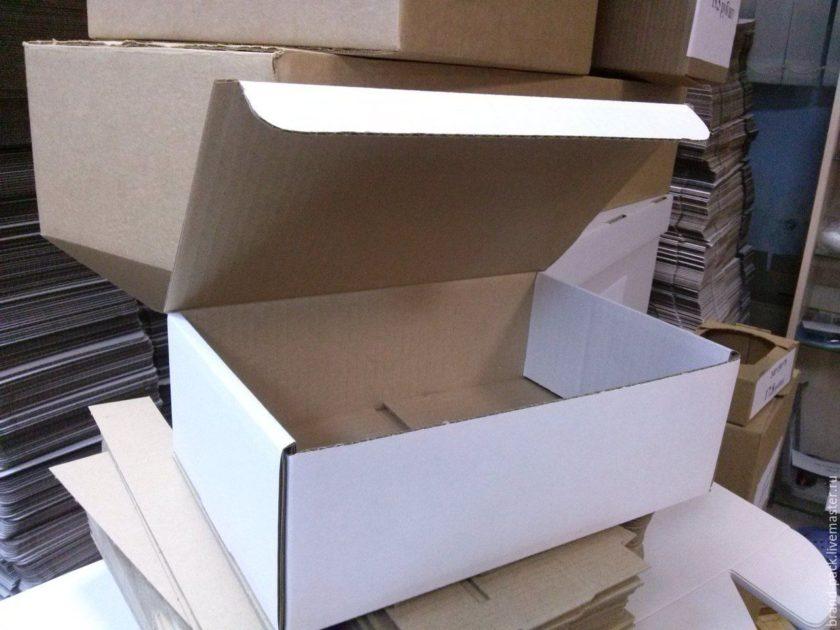 гофрокартон коробки