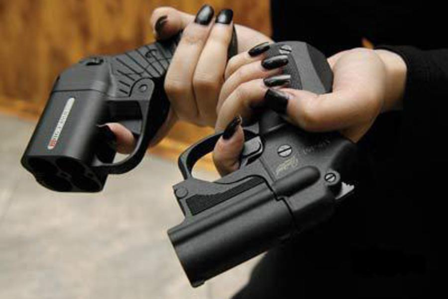 Какой вид оружия лучше всего подходит для самообороны?